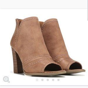 Peep Toe Booties ✨